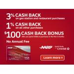 AARP Credit Cards from Chase