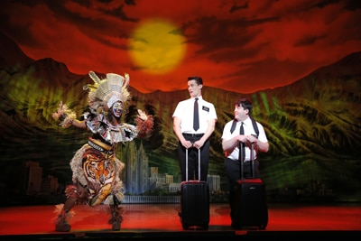 The Book of Mormon Image